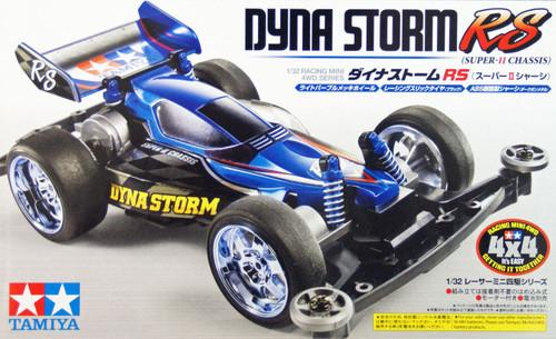Tamiya 18079 Mini 4WD Dyna Storm RS (Super-II Chassis) 1/32