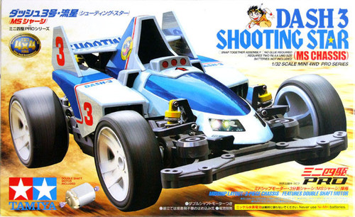 Tamiya 18630 Dash-3 Shooting Star (MS Chassis)