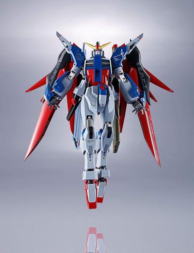 Bandai Metal Robot Spirits Destiny Gundam (Mobile Suit Gundam SEED Destiny)