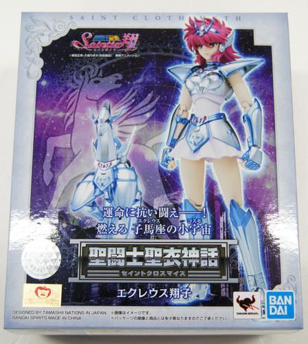 Bandai Saint Seiya Myth Cloth Equuleus Shoko Figure