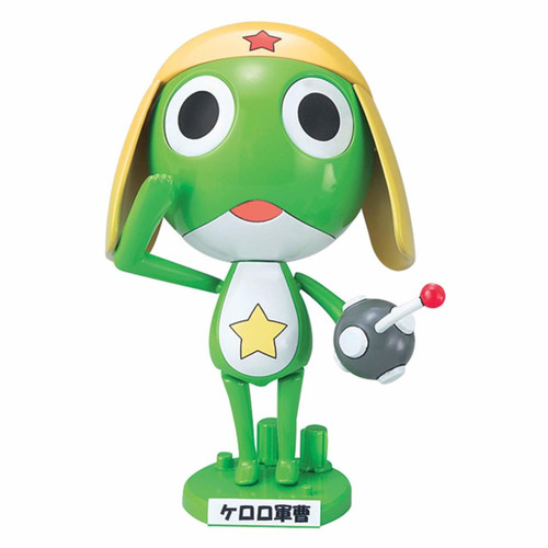 Bandai Keroro Gunso Keroro Gunso Anniversary Package Edition Plastic Model Kit