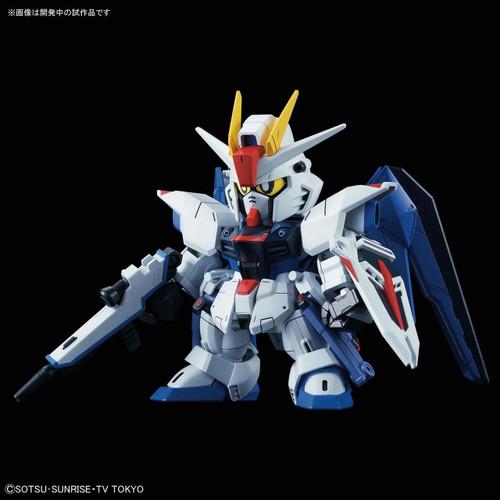 Bandai SD Cross Silhouette Freedom Gundam Non-Scale Model