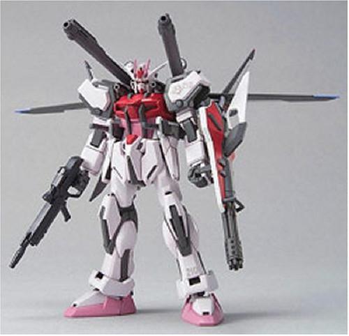 Bandai 249180 HG Gundam Seed Strike Rouge + I.W.S.P. 1/144 scale Kit PRM