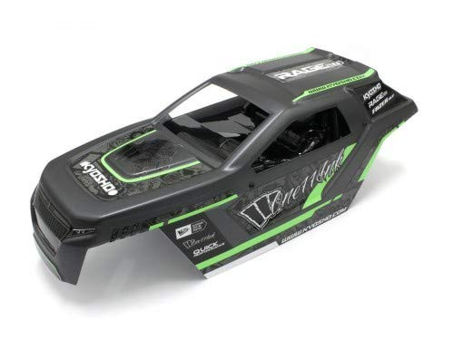 Kyosho FAB501G Body Set (Green/RAGE2.0)