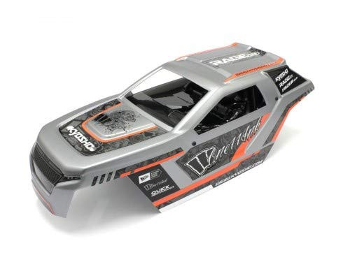 Kyosho FAB501R Body Set (Red/RAGE2.0)