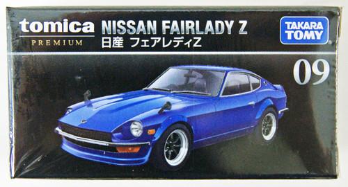 Tomy Tomica Premium 09 Nissan Fairlady Z (4904810114178)