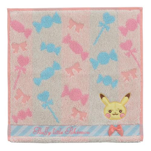 Pokemon Center Original Hand Towel fluffy little pokemon (Jacquard) 119