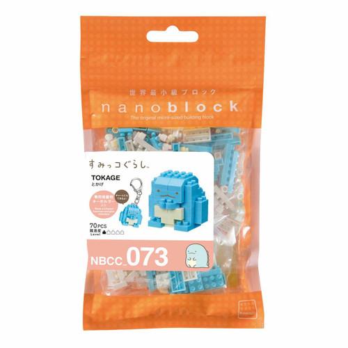 Kawada NBCC-073 nanoblock Sumikko Gurashi Tokage