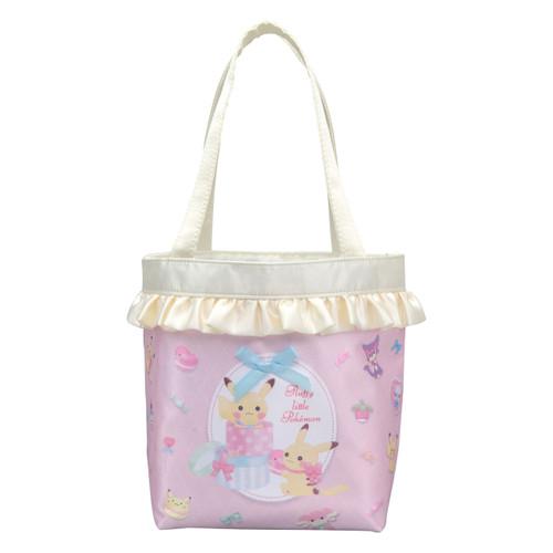 Pokemon Center Original Mini Tote Bag fluffy little pokemon 119