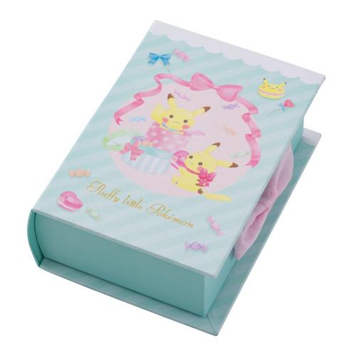 Pokemon Center Original Notepad w/ Case fluffy little pokemon 119