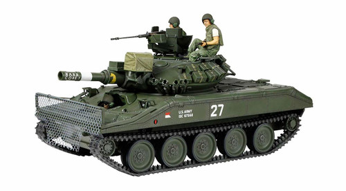 Tamiya 35365 U.S. Airborne Tank M551 Sheridan (Vietnam War) 1/35 Scale Kit