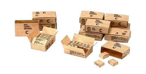 Tamiya 12685 U.S. MCI Cartons (Vietnam War) 1/35 Scale Kit