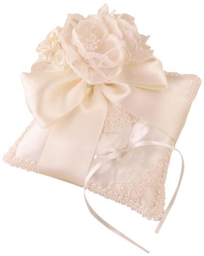 Hamanaka H431-146 Wedding Kit Juno Ring Pillow Bouquet Lace Ribbon