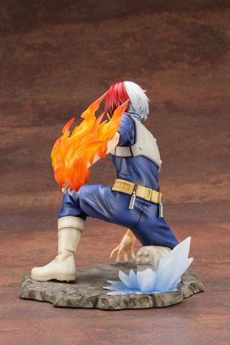 Kotobukiya PP791 ARTFX J Shoto Todoroki 1/8 Scale Figure (My Hero Academia)