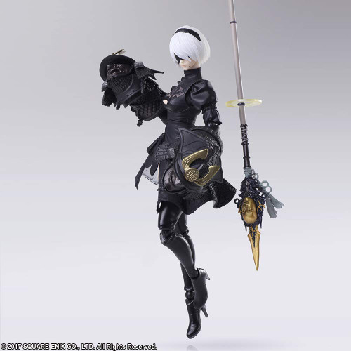 Square Enix Bring Arts NieR: Automata 2B Version 2.0 Figure