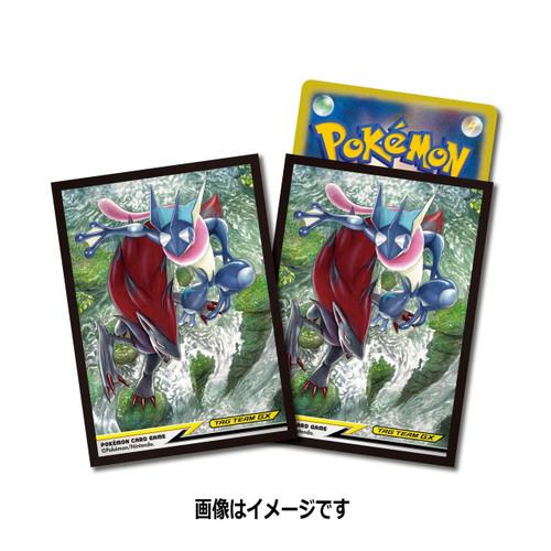 Pokemon Card Game Deck Shield Greninja & Zoroark TAG TEAM GX