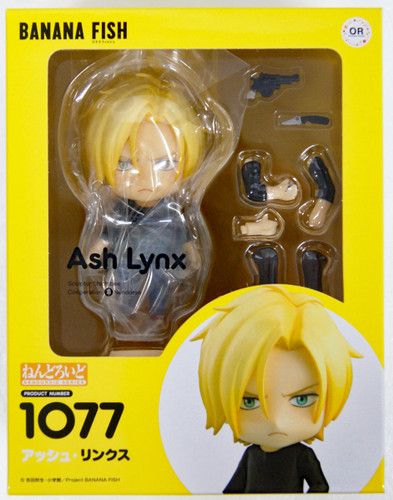 Orange Rouge Nendoroid 1077 Ash Lynx (BANANA FISH)