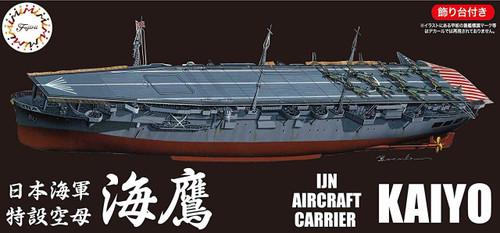 Fujimi FH-3EX-1 IJN Battleship Kaiyo (Full Hull) 1/700 scale kit