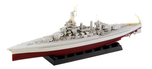 Pit-Road Skywave W-205NH USS Battleship BB-45 Colorado 1941 w/ Flag Ship Name Plate Photo-etched Parts 1/700 Scale kit