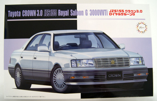 Fujimi ID-271 Toyota Crown 3.0 Royal Saloon G (JZS155) 1/24 Scale kit
