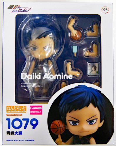 Orange Rouge Nendoroid 1079 Daiki Aomine (Kuroko's Basketball)