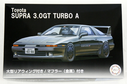 Fujimi ID-273 Supra 3.0GT Turbo A (w/Large Rear Wing) 1/24 Scale kit