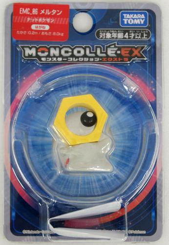 Takara Tomy 596325 Pokemon Moncolle EX Meltan