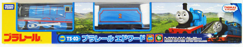Takara Tomy Pla-Rail Plarail TS-02 Thomas The Tank Engine Edward Train