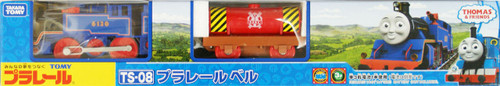 Takara Tomy Pla-Rail Plarail TS-08 Thomas The Tank Engine Belle Train