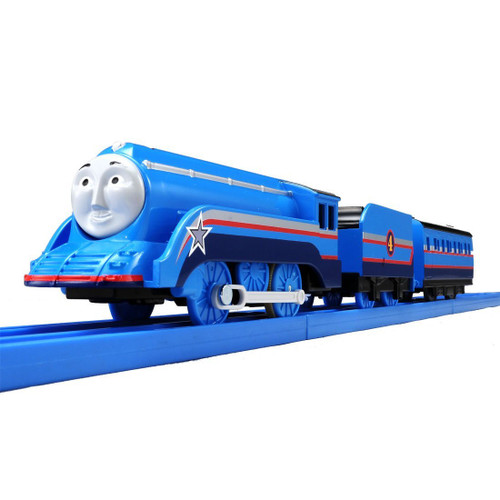 Takara Tomy Pla-rail Plarail TS-21 Thomas The Tank Engine Shooting Star Gordon Train
