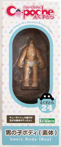 Kotobukiya ADE34 Cu-poche Extra Boy Body (No Head) Figure