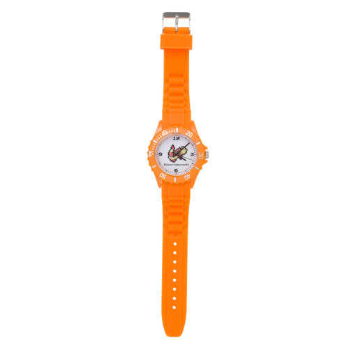 Pokemon Center Original Wrist Watch EEVEE DOT COLLECTION Flareon