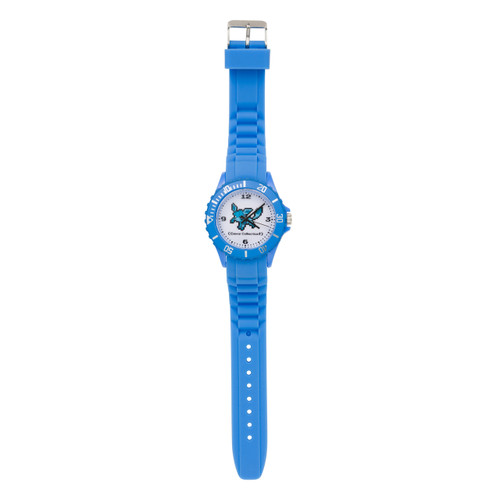 Pokemon Center Original Wrist Watch EEVEE DOT COLLECTION Glaceon