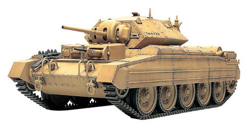 Tamiya 32541 British Crusader Mk. I/II 1/48 scale kit