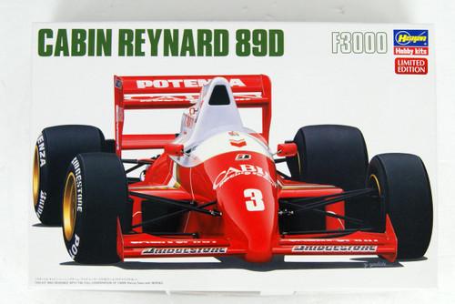 Hasegawa 20397 Canib Reynard 89D 1/24 scale kit