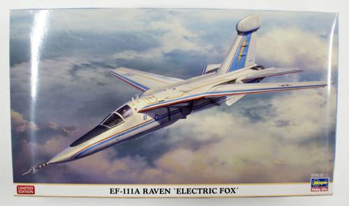 Hasegawa 02300 EF-111A Raven Electric Fox 1/72 Scale kit