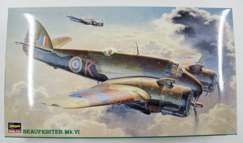 Hasegawa CP13 Beaufighter Mk.VI 1/72 scale kit