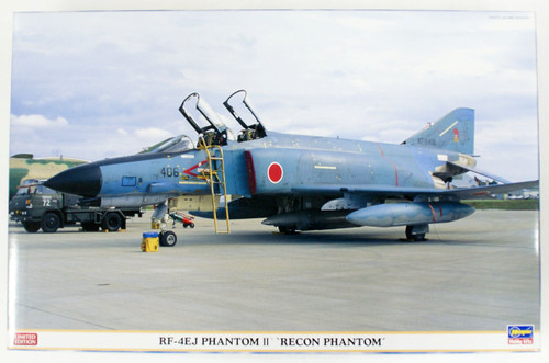 Hasegawa 09923 RF-4EJ Phantom II 'Recon Phantom' 1/48 scale kit
