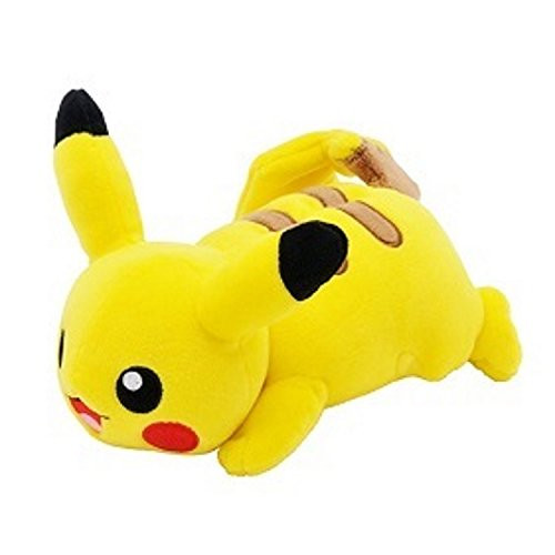 Ensky 406615 Pokemon Pikachu Mogu Mogu Arm Pillow