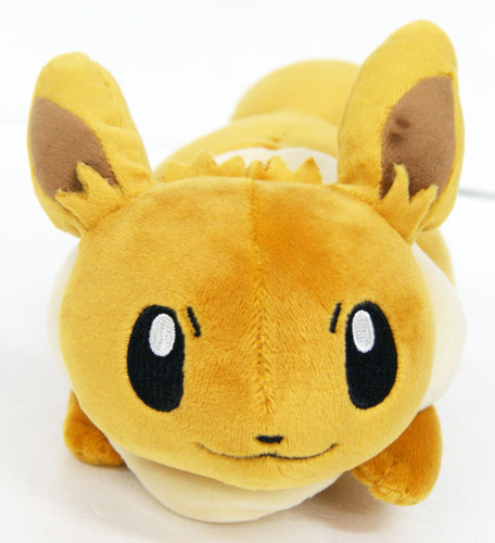 Ensky 429256 Pokemon Eevee Mofu Mofu Arm Pillow