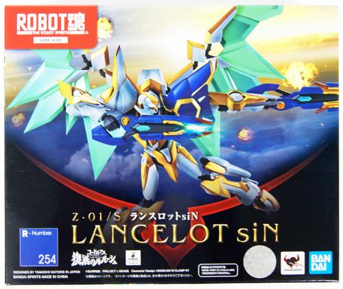 Bandai Robot Spirits Code Geass (Side KMF) Lancelot siN Figure