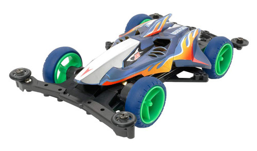 Tamiya Mini 4WD 95468 Laser-Gill Super XX Chassis Special 1/32