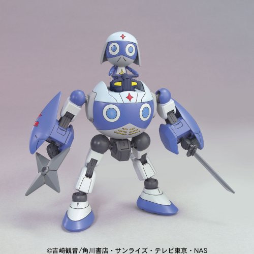 Bandai Keroro Gunso 13 Dororo Robo Plastic Model Kit