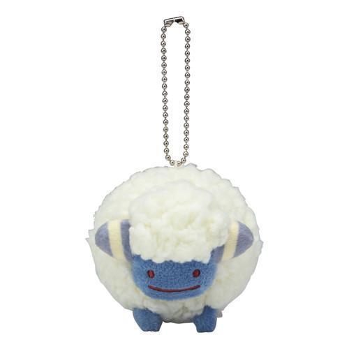 Pokemon Center Original Mascot Ditto Metamon Mareep 223
