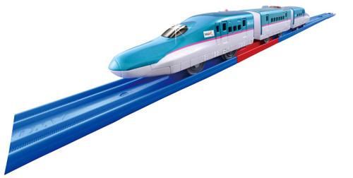 Takara Tomy Pla-rail Plarail S-16 Speed Change! E5 Series Shinkansen Hayabusa