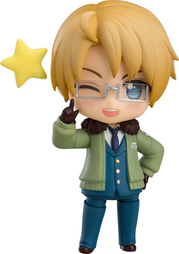 Orange Rouge Nendoroid 1088 USA (Hetalia World Stars)