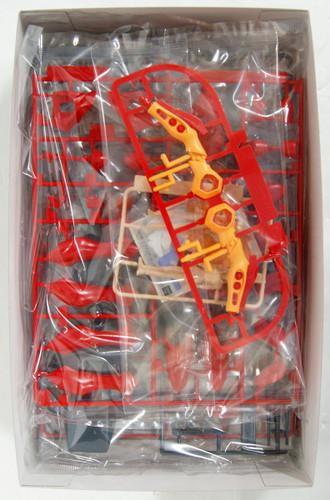 Bandai Evangelion EVA-02 Production Model Non-Scale Plastic Model Kit