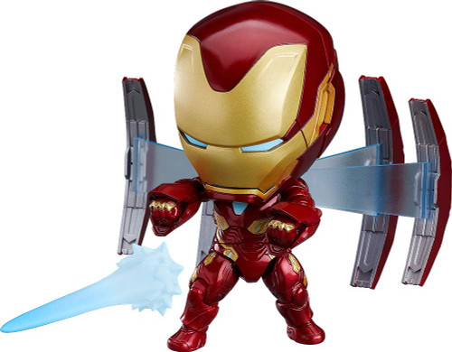 Good Smile Nendoroid 988-DX Iron Man Mark 50: Infinity Edition DX Ver. (Avengers: Infinity War)