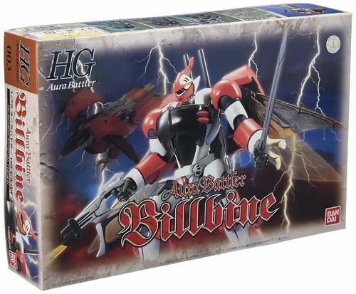 Bandai Aura Battler Billbine 1/72 Scale Kit