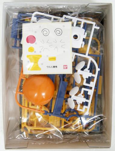 Bandai Keroro Gunso 03 Kululu Socho Plastic Model Kit